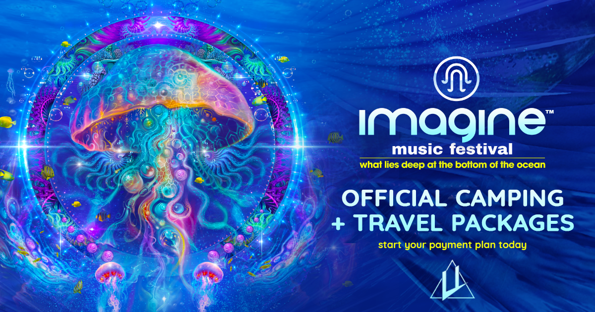 Imagine Music Festival 2021 banner image